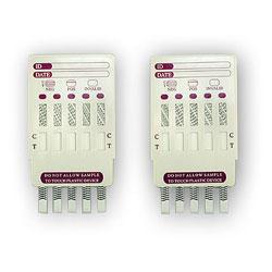 Xalex Multi Drug Testing Kit for 10 Drugs