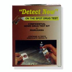 Detect Now For Marijuana Drug Test