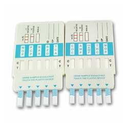 10 Panel Multi Drug Urine Test Kit