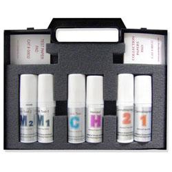 Drug Detection Spray Kit for THC/COC/METH/OPI (20 tests)