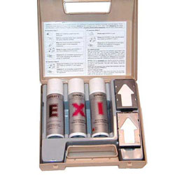 EXPRAY Explosives Detection / Identification Field Test Kit (100 Tests)
