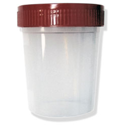 Specimen Collection Cups (105ml)