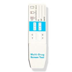 Drug Test Kit 2 Panel Screen Urine THC/METH