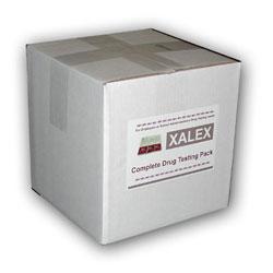 XALEX Complete Employer's Drug Test Kit